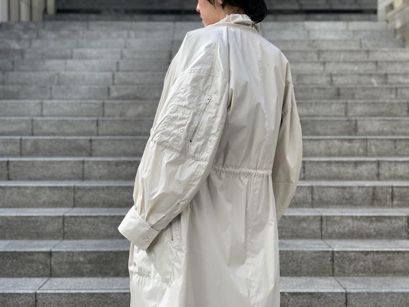 ISABEL MARANT .【40%OFF】ギャザーネックロングコート