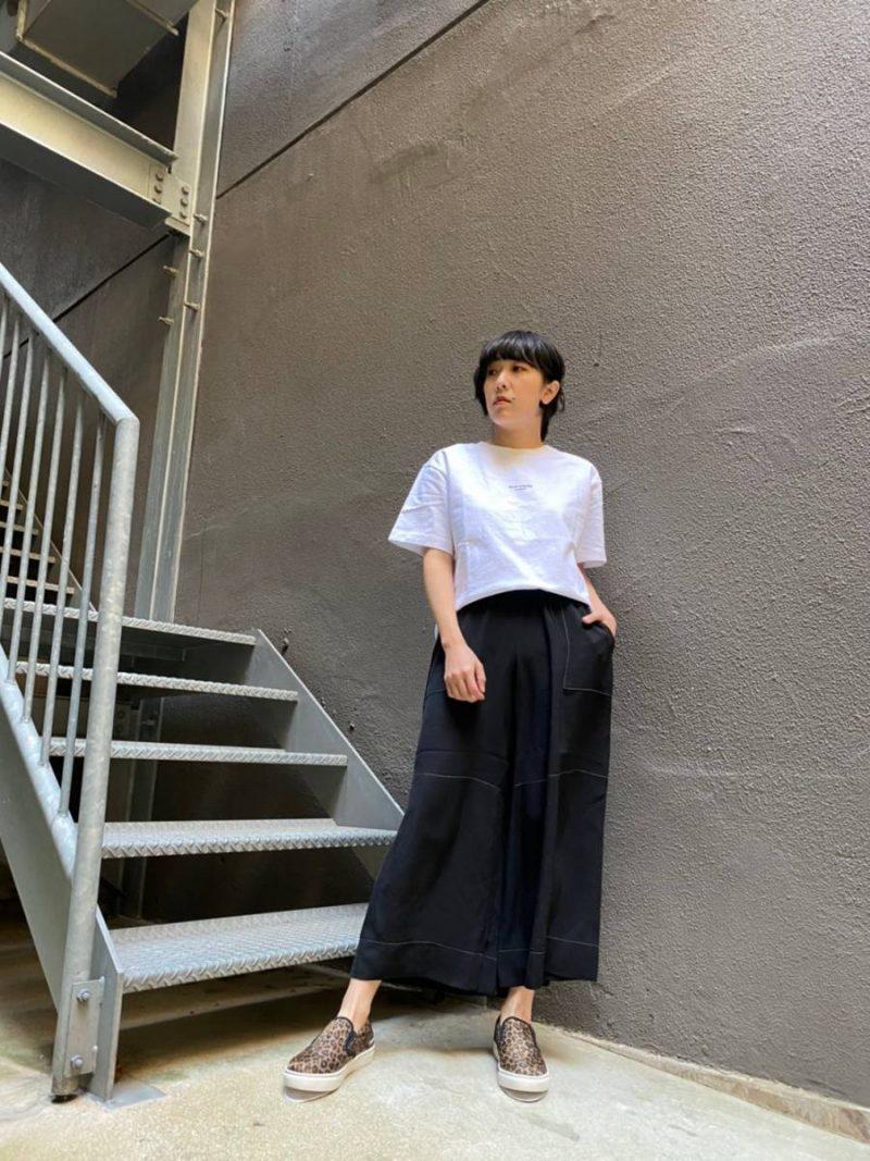 Acne Studios 【30%OFF】ロゴTシャツ 【20SS】