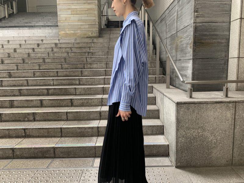 ISABEL MARANT 【50%OFF】ピンストライプシャツ