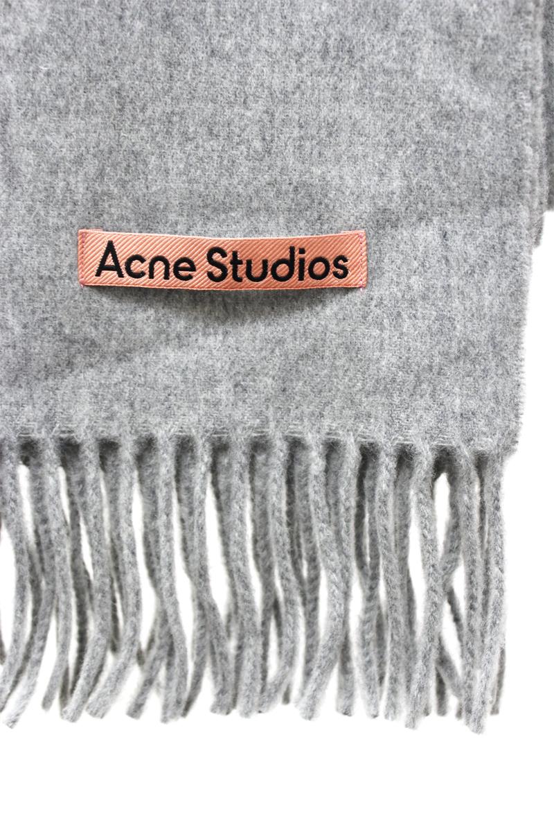 Acne Studios ウール大判ストール [20AW]