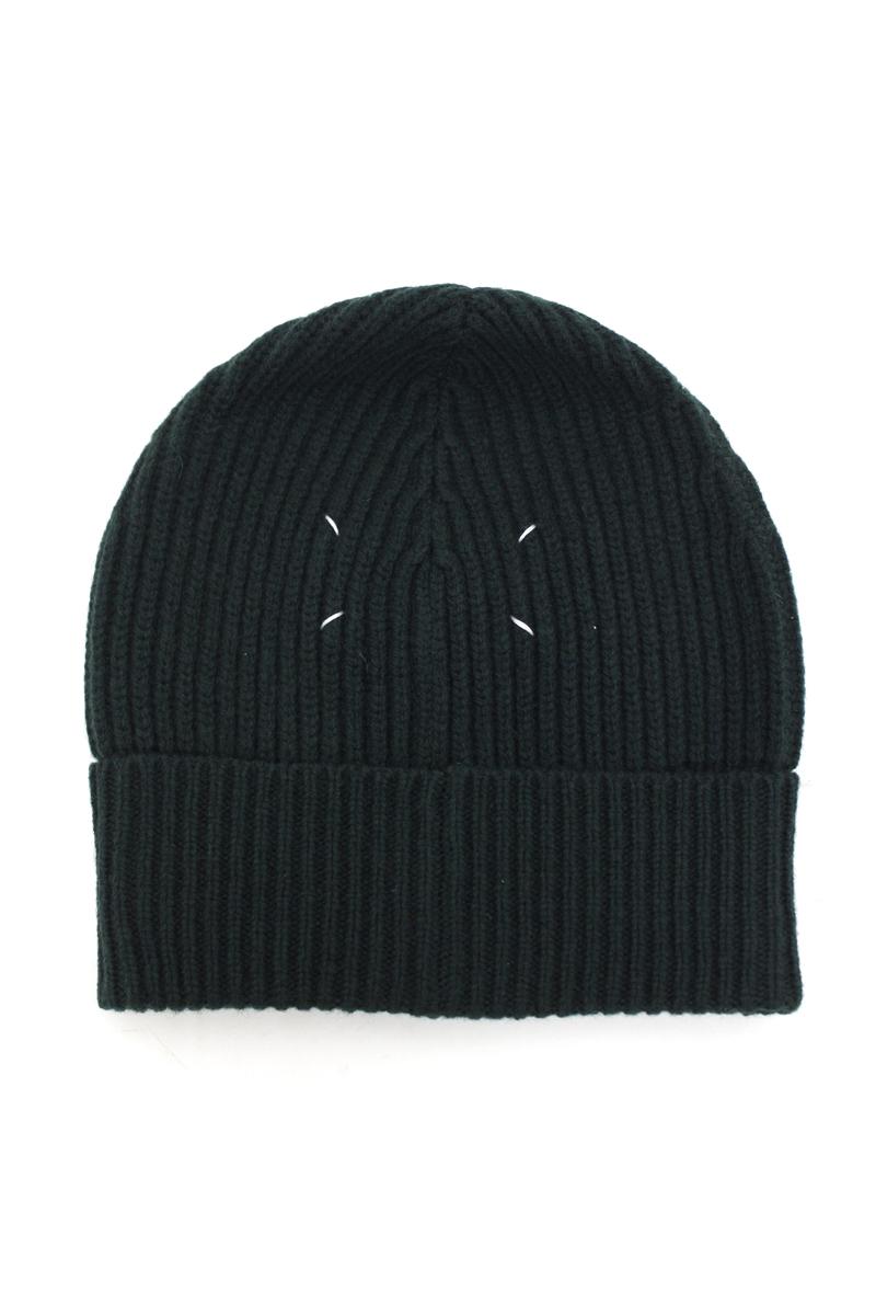 MAISON MARGIELA リブニット帽 [20AW]