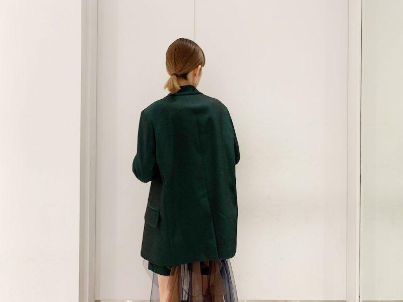 Kolor BEACON シングルワイドジャケット【20AW】