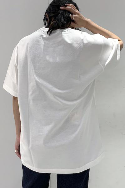 kolor 【50%OFF】プリントTシャツ