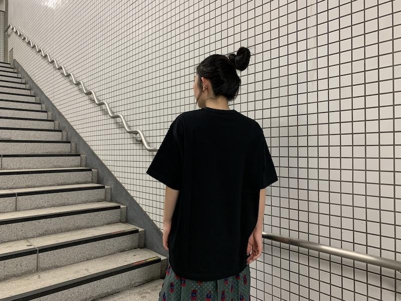 kolor 【50%OFF】ロゴプリントTシャツ