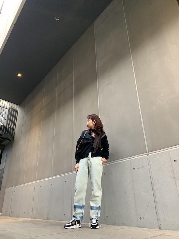 kolor 切替ボウタイカーディガン 【20AW】