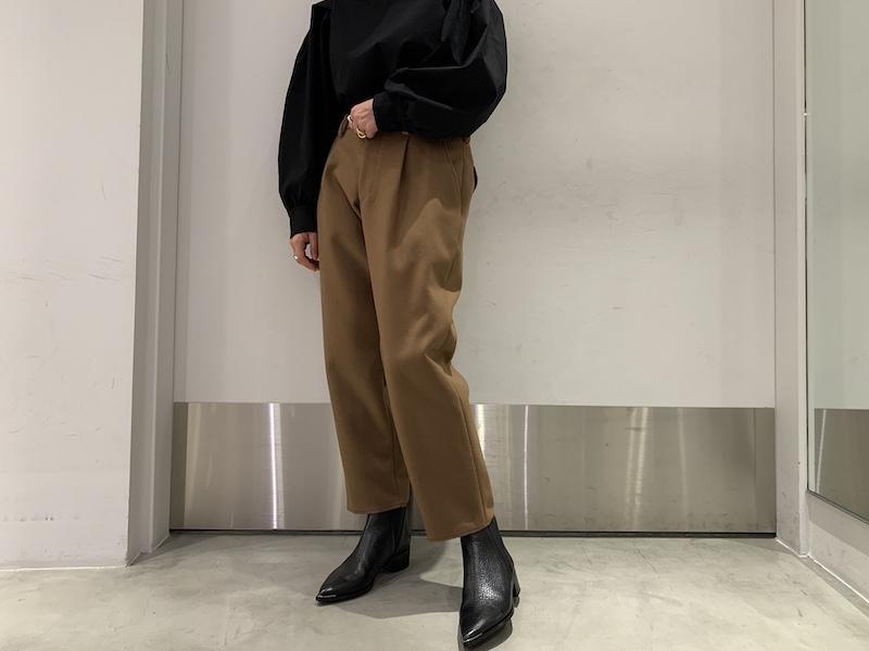 kolor タックパンツ 【20AW】