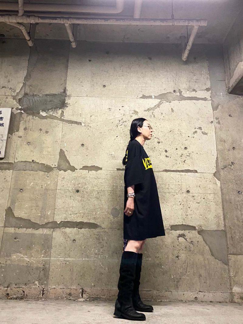 VETEMENTS WORLD TOUR VETEMENTS Tシャツ 【20AW】