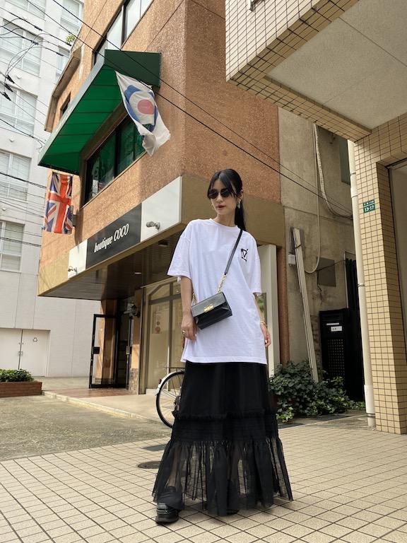 VETEMENTS MALE FEMALE PERSON Tシャツ 【20AW】