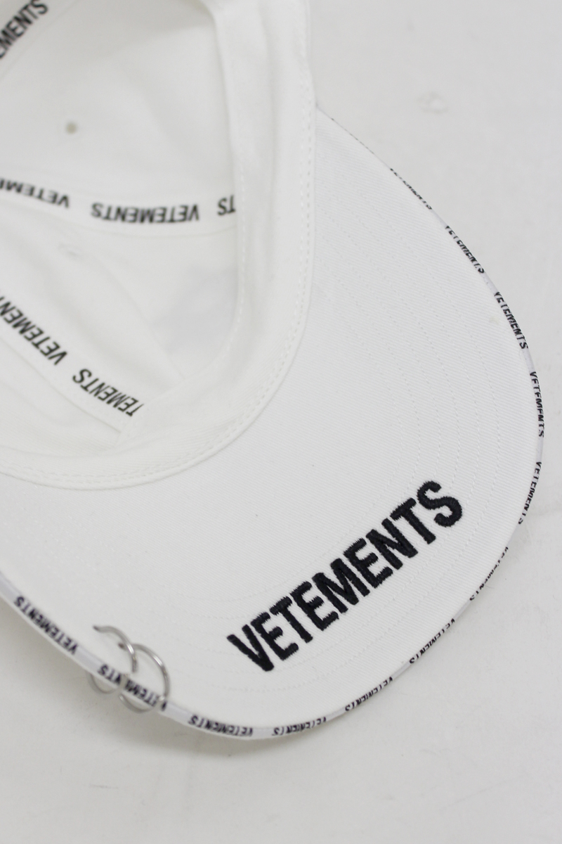 VETEMENTS ANARCHY キャプ  【20AW】