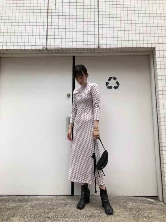 rokh MASK ドレス【20AW】
