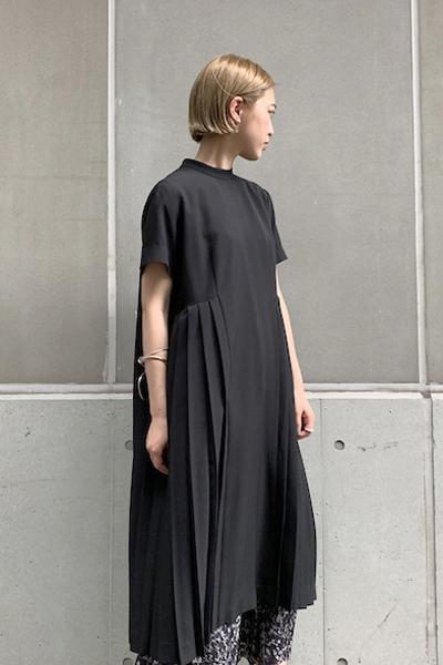 REKISAMI 【40%OFF】プリーツワンピース
