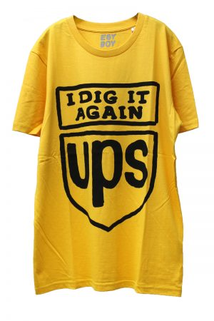 EGY BOY I DIG IT AGAIN UPS Tシャツ