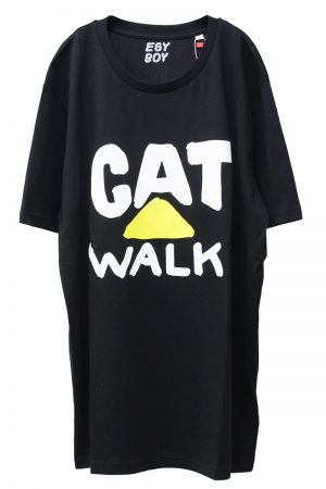 EGY BOY CAT WALK Tシャツ