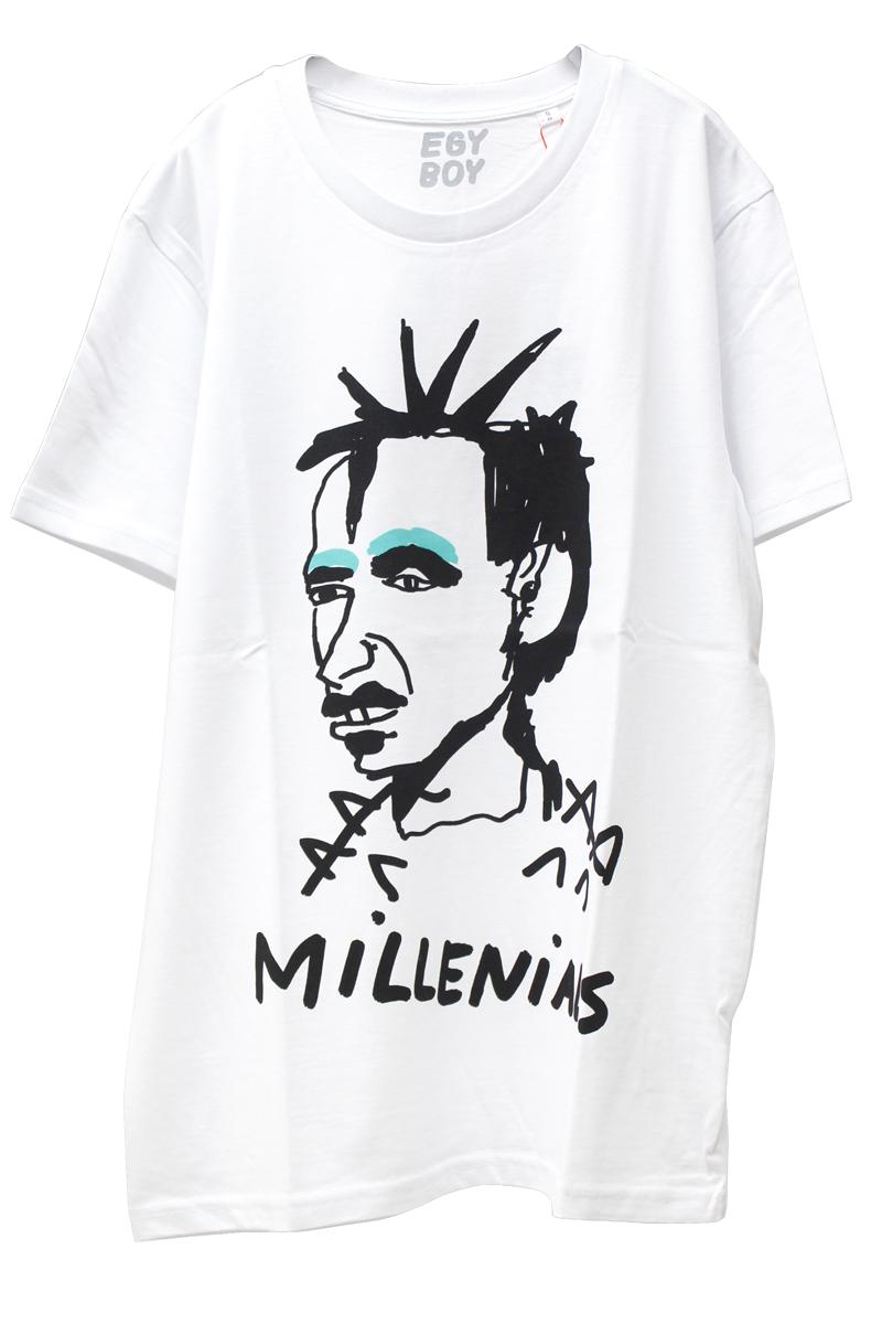 EGY BOY MILLENIALS Tシャツ