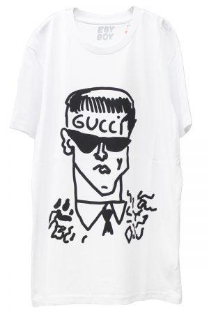 EGY BOY GUCCI Tシャツ