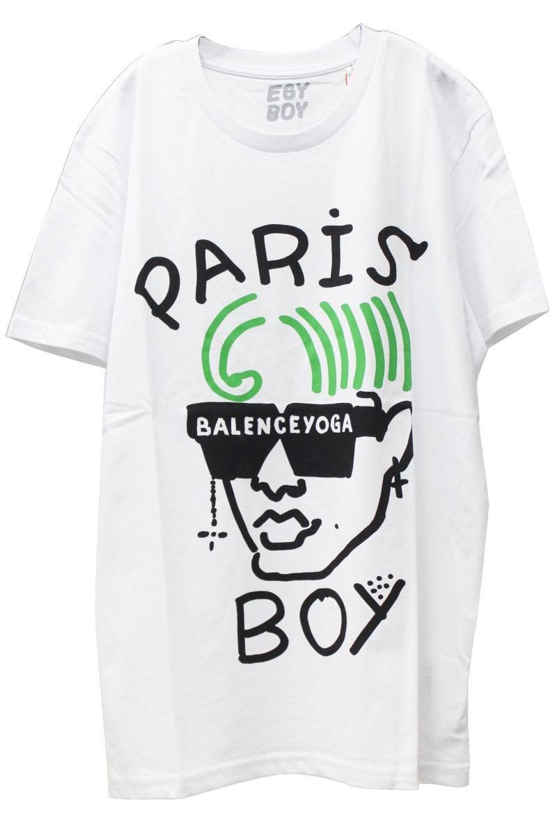 EGY BOY PARIS BOY Tシャツ