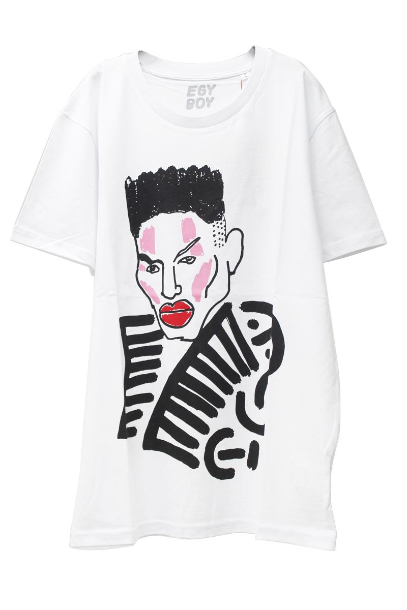 EGY BOY DO SOMETHING WOW Tシャツ [20AW]