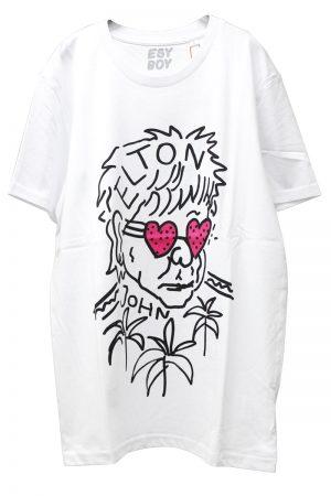 EGY BOY ELTON JOHN Tシャツ