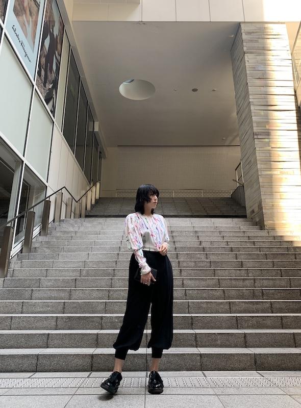 WANDERUNG 【40%OFF】サルエルパンツ【20SS】