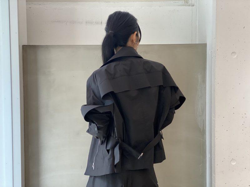 3.1 PHILLIP LIM 【40%OFF】クロップドトレンチコート