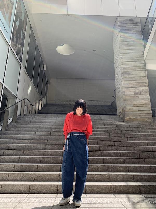 ISABEL MARANT ETOILE 【40%OFF】クルーネック長袖ニット