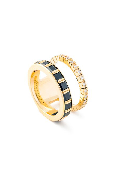 RIEFE JEWELLERY Alignment Ring