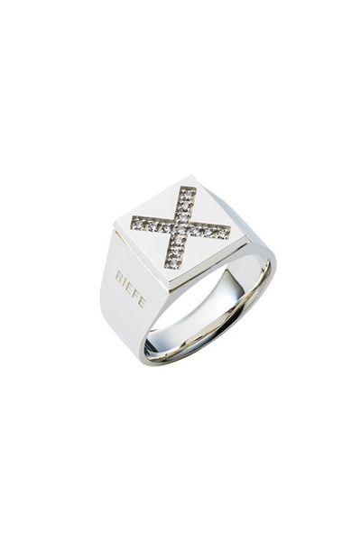 RIEFE JEWELLERY Invincible Ring