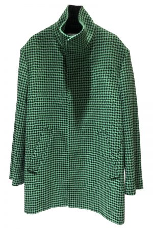 BALENCIAGA A Shape Coat  [20AW]