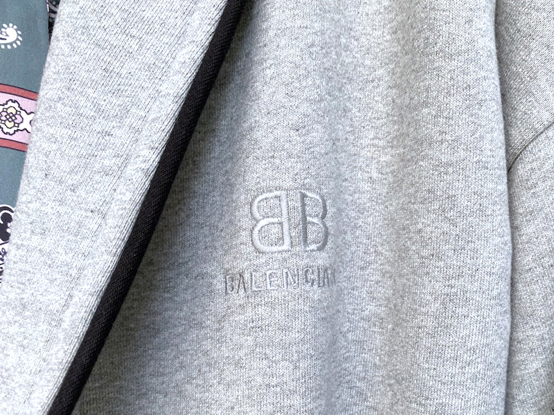 BALENCIAGA Bathrobe Coat [20AW]