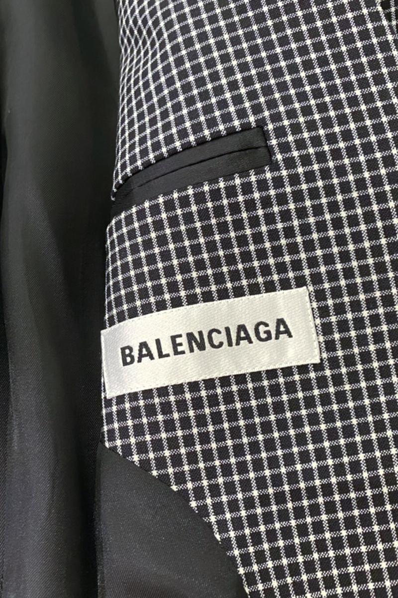 BALENCIAGA Washedジャケット [20AW]
