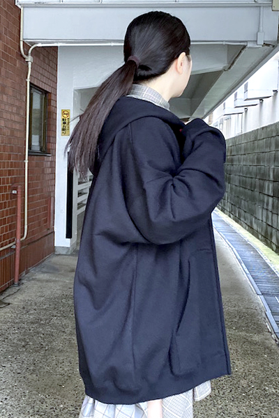 BALENCIAGA Large Fit Hoodie  [20AW]