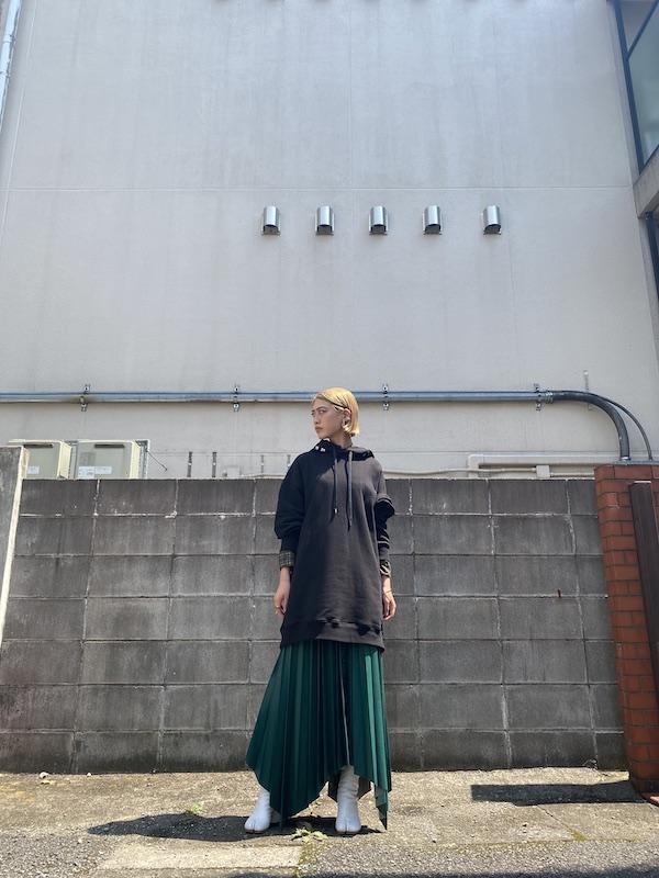 ISABEL MARANT フェイクレザープリーツスカート 【20AW】