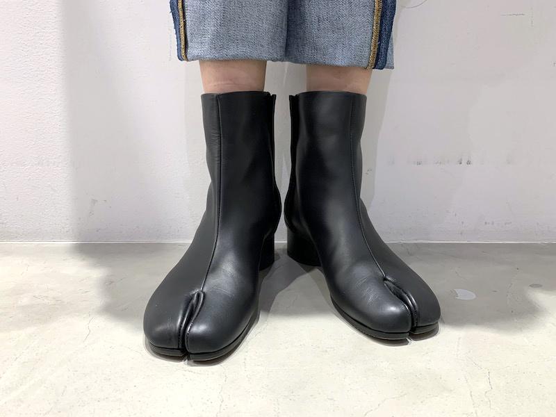 MAISON MARGIELA たびショートブーツ【20AW】