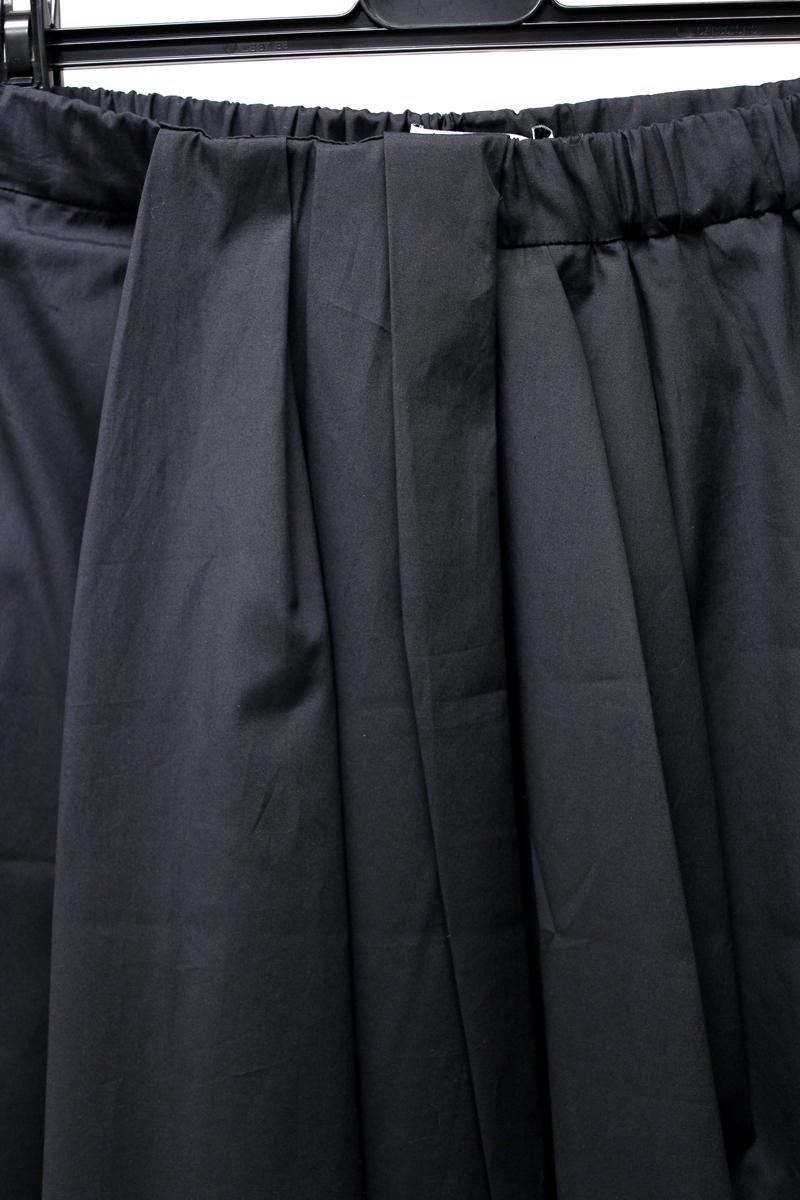 Christian Wijnants 【BLACK FRIDAY】コットンアシンメトリースカート [20AW]