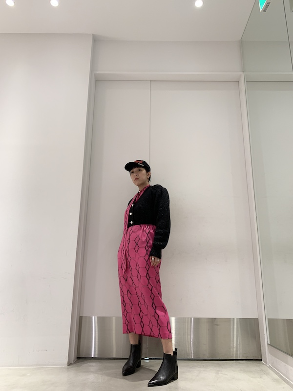 JOHN LAWRENCE SULLIVAN 【40%OFF】ショート丈ラメニットカーディガン