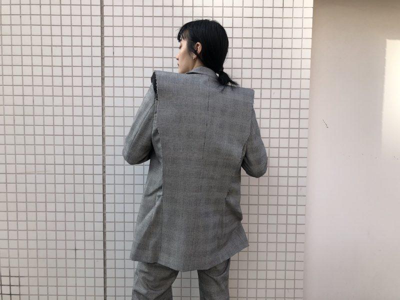 VETEMENTS CUT UPジャケット【20AW】