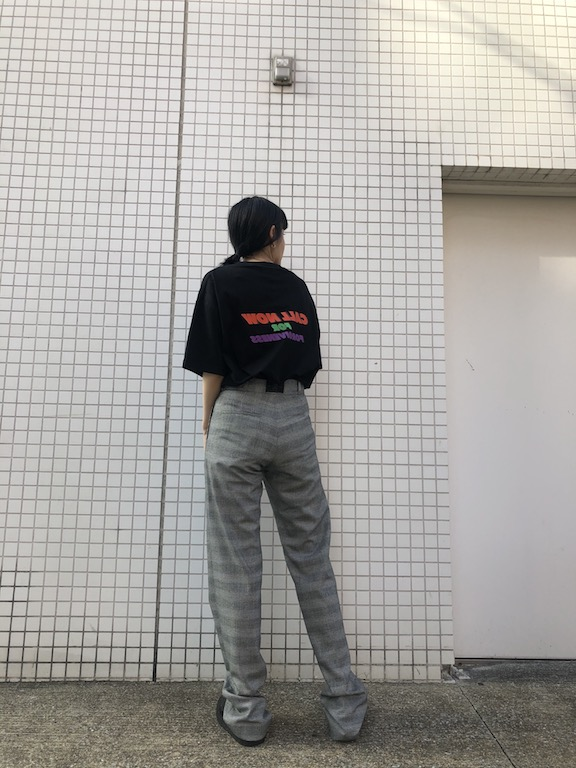 VETEMENTS CALL FOR Tシャツ【20AW】