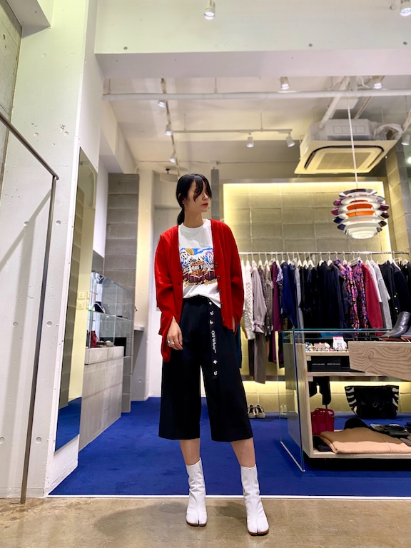 VETEMENTS MAGIC UNICORN Tシャツ【20AW】