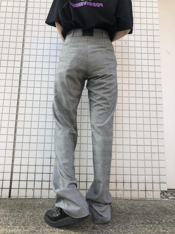 VETEMENTS テイラードトラウザーズ【20AW】