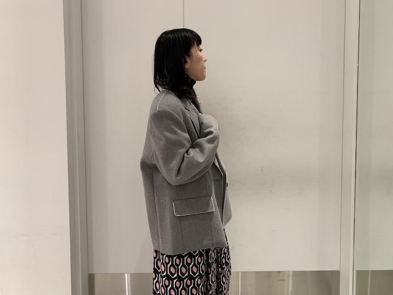 STAND ALONE ダブルジャケット【20AW】