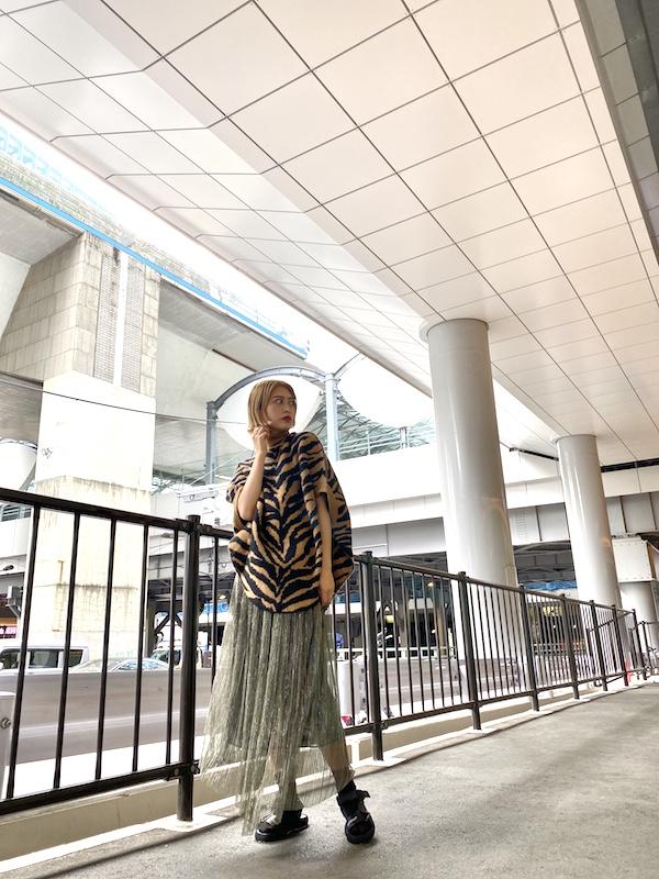 ISABEL MARANT ETOILE .【40%OFF】ラメプリーツシアースカート