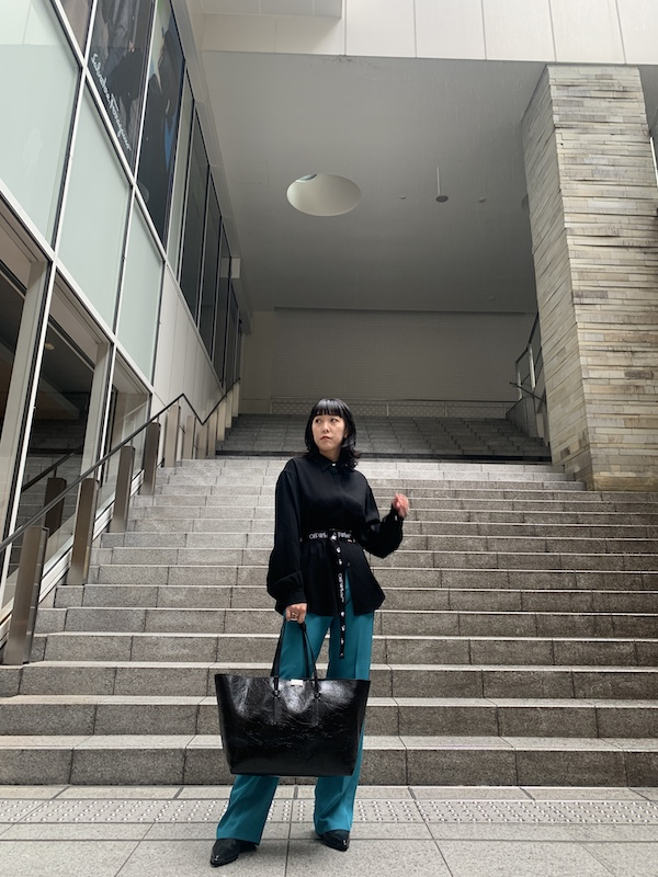 JOHN LAWRENCE SULLIVAN 【40%OFF】ウエストギャザーシャツ