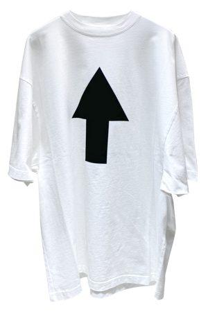 BALENCIAGA プリントビッグTシャツ  [20AW]