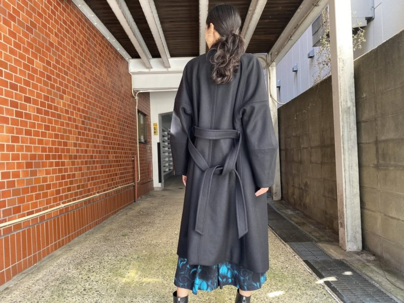 DRIES VAN NOTEN RUBIAコート【20AW】