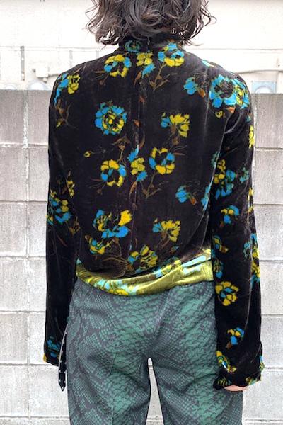 DRIES VAN NOTEN CAPELLIシャツ【20AW】
