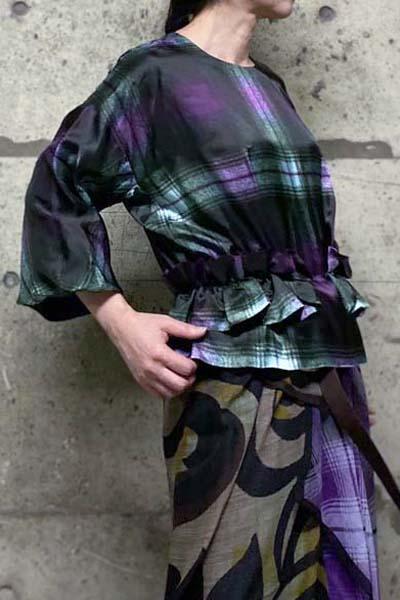 DRIES VAN NOTEN 【50%OFF】CASONIシャツ