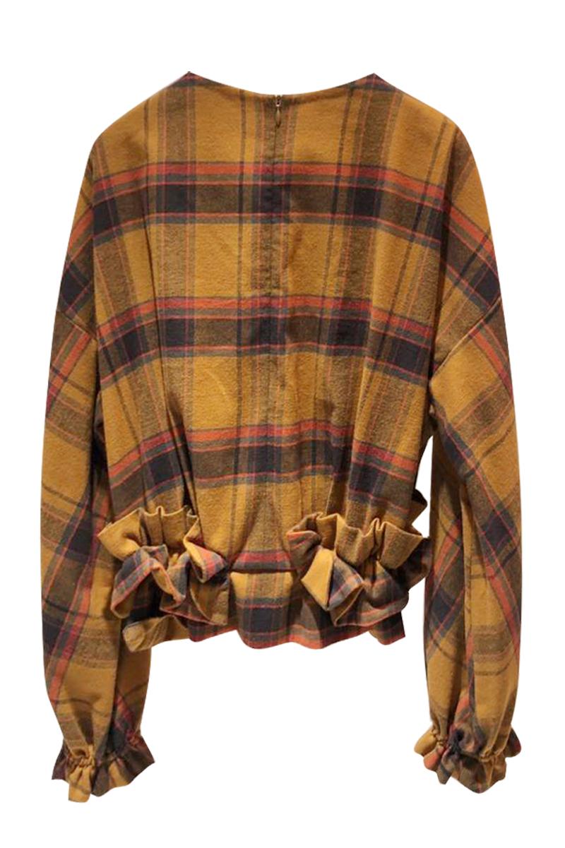 DRIES VAN NOTEN CASONIシャツ【20AW】