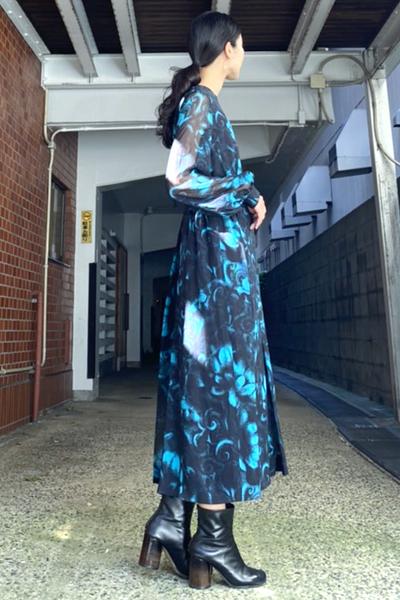 DRIES VAN NOTEN DEVIRドレス【20AW】