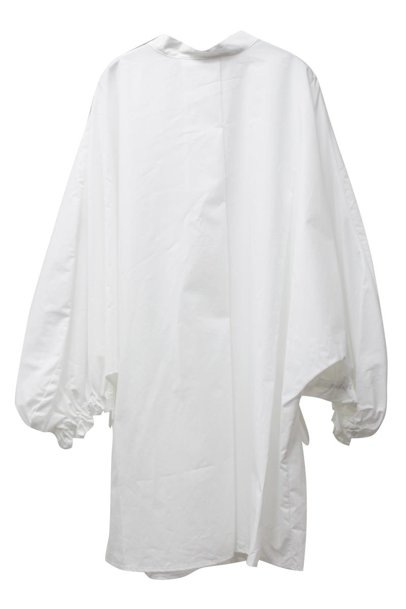 HACHE ノーカラーシャツ【20AW】