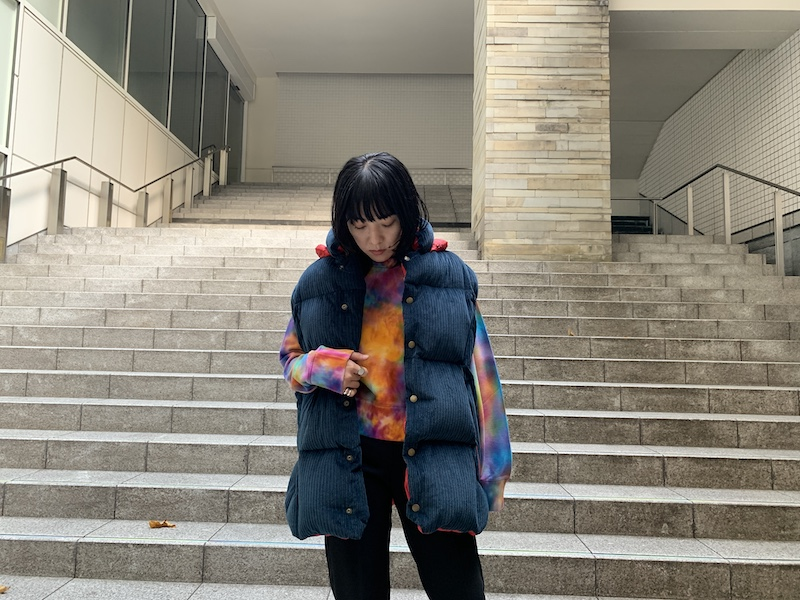 Kolor BEACON ダウンベスト【20AW】